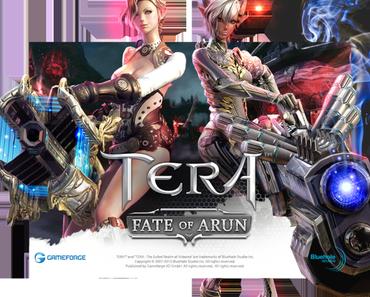 TERA: FATE OF ARUN – GUNNER Klasse jetzt in Europa verfügbar