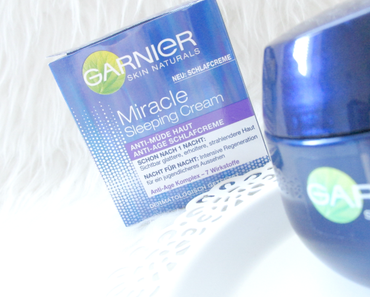 Garnier Miracle Sleeping Cream