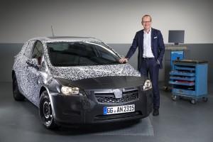 Opel Astra 2015: Neuer Golf-Jäger kommt