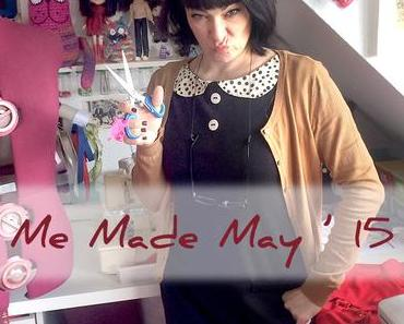 31 Tage, 31 Fotos & Outfits – Me Made May '15
