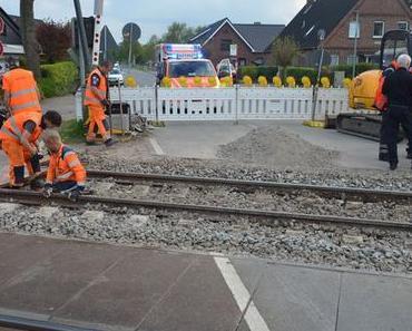 Bahnunfall  Hammah – 53-jähriger von Güterzug erfasst und tödlich verletzt