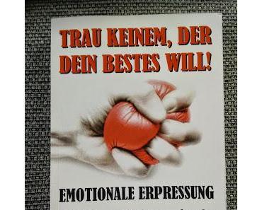 Buch-Rezension: TRAU KEINEM, DER DEIN BESTES WILL!