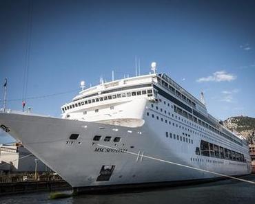 Kreuzfahrt: Die neue MSC Sinfonia