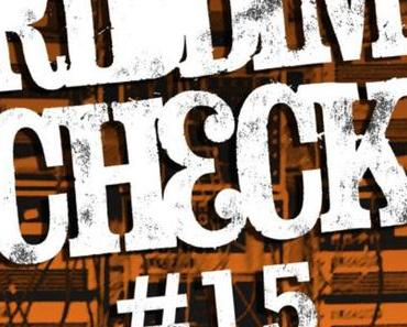 RIDDIM CHECK #15 (free RIDDIM MAGAZIN & SENTINEL Reggae Mixtape)