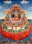Zangdog Palri – Guru Rinpoche's kuperfarbener Berg