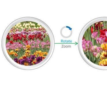 Samsung Gear A: Zahlreiche Eindrücke zum Design der Oberfläche