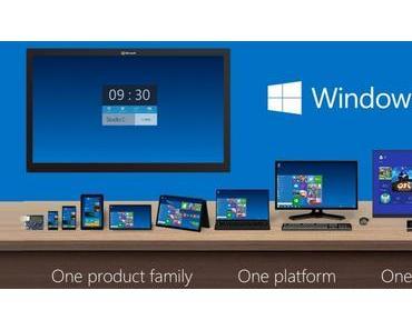 Kein kostenloses Windows 10 für Windows Insider