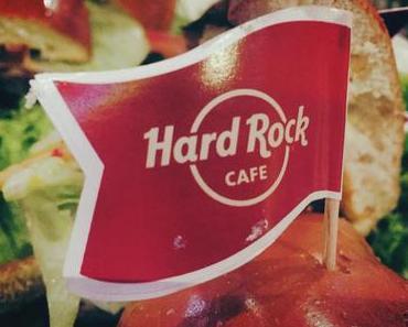 Bald im Hard Rock Café zu bestellen: BIANCA´S BLOG BURGER