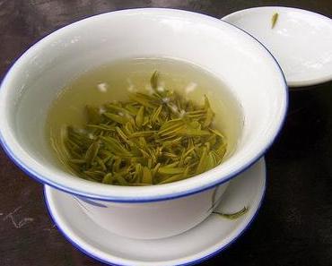 5 Gründe grünen Tee zu trinken / 5 benefits of green tea