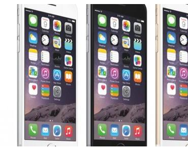 iPhone 6s mit 12 MP Kamera, Force Touch, 2GB RAM, in Rose Gold?