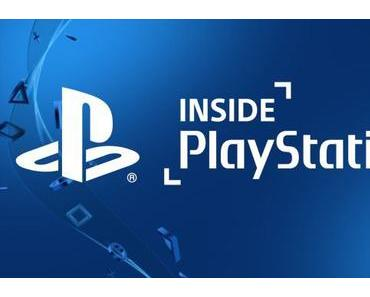 Sony startet Inside PlayStation