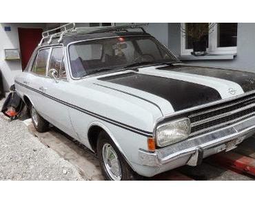 Alteisengeschichten: der Opel aus der Schweiz
