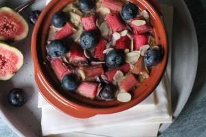 Porridge aus dem Ofen: Baked Oeatmeal