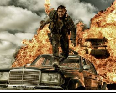TOM HARDY (SUPERSTARS DER ZUKUNFT 1) - ALS WASTELAND-WARRIOR IN HOLLYWOODS OLYMP