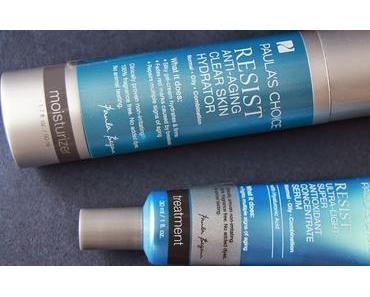 Paula's Choice Resist - Antioxidant Concentrate Serum und Anit-Aging Clear Skin Hydrator