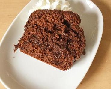 Death by chocolate – ein Traum von einem Schokokuchen