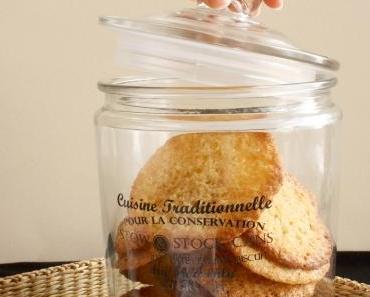 Viva la Cookie-Monster – die knusprigsten Kokos-Cookies