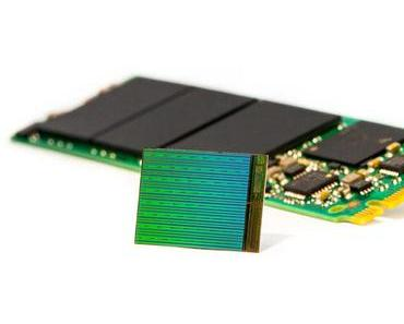 Intel/Micron und Toshiba präsentieren 3D NAND Flash Speicher