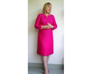 Kleid in A-Form (Burdastyle 139-10/201)!