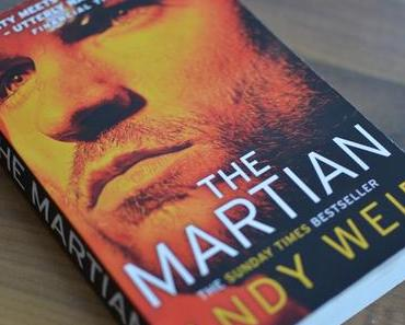 "{REZENSION} Andy Weir ""The Martian"""