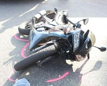 Motorradunfall Velbert – 16-jähriger Biker schwer verletzt