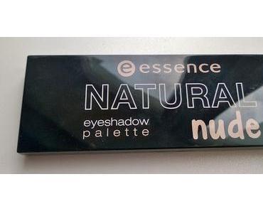 "essence ""natural nude"" eyeshadow palette"
