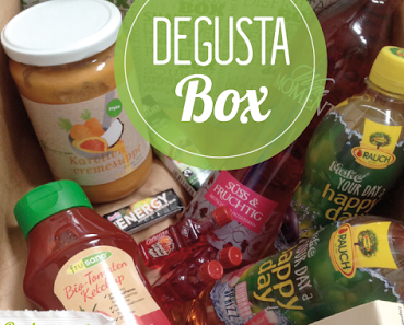 Degustabox im April