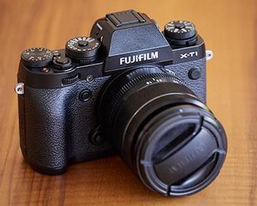 Mein Eindruck der Fujifilm X-T1 – Teil 1
