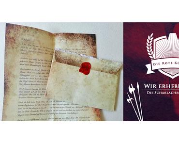 Buchvorstellung, Post vom Carlsen Verlag...