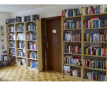 Der alltägliche Bücherwahnsinn!