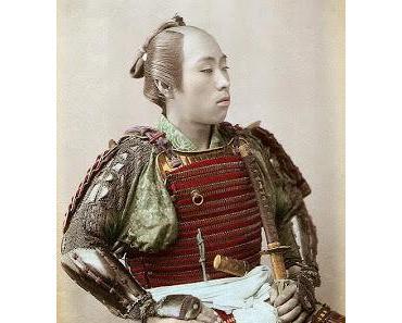 Der Samurai und die Flöte • Teil 1 von 2 • Sage aus Japan