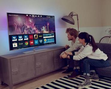 Philips 48PFS8159 Philips 8100 series, Ultraschlanker Full HD-Fernseher