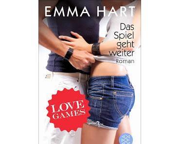 """[Rezension] Emma Hart - Love Games Band 2 """"Das Spiel geht weiter"""""""