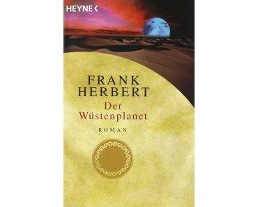 """""""Der Wüstenplanet"""" – Frank Herbert"""