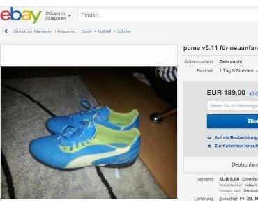 """Hartz IV News: Ebay-Anzeige – """"der Erlös geht an die Hartz-Parteien"""" – und mehr"""