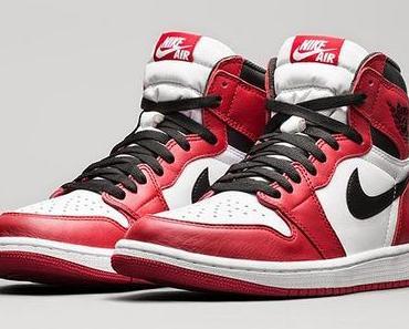"""Nike Air Jordan 1 """"CHICAGO"""""""