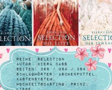 [Trilogierezension] Selection – Kiera Cass