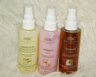 SBC Skincare Gel-Set