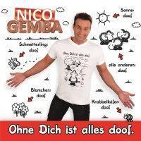 Nico Gemba - Ohne Dich Ist Alles Doof