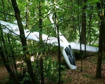 Flugzeugabsturz Bartholomä – Zwei Schwerverletzte