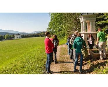 Heilige und Heilende Wege nach Mariazell