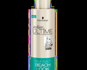 Schwarzkopf Styliste ULTÎME Sea Salt Beach Look Texturierendes Spray