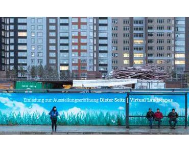 Galerie f75: Dieter Seitz | Virtual Landscapes