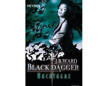 {Rezension} J.R. Ward - Nachtherz (Black Dagger #23)