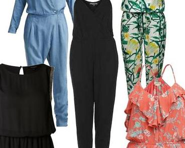 Fashion Trend Watch: Jumpsuit & Playsuit