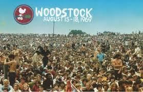 In Woodstock steppte der Bär.