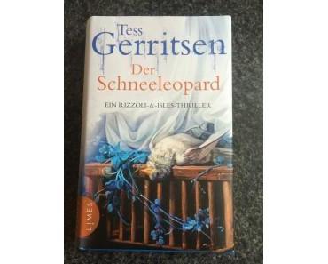 Rezension: Tess Gerritsen — Der Schneeleopard